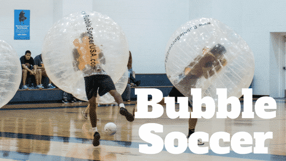 bubble soccer Liverpool
