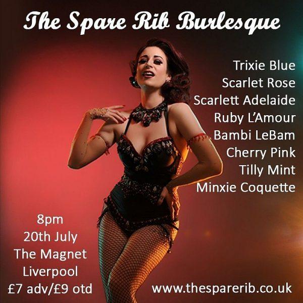 Spare Rib Burlesque & Cabaret Show