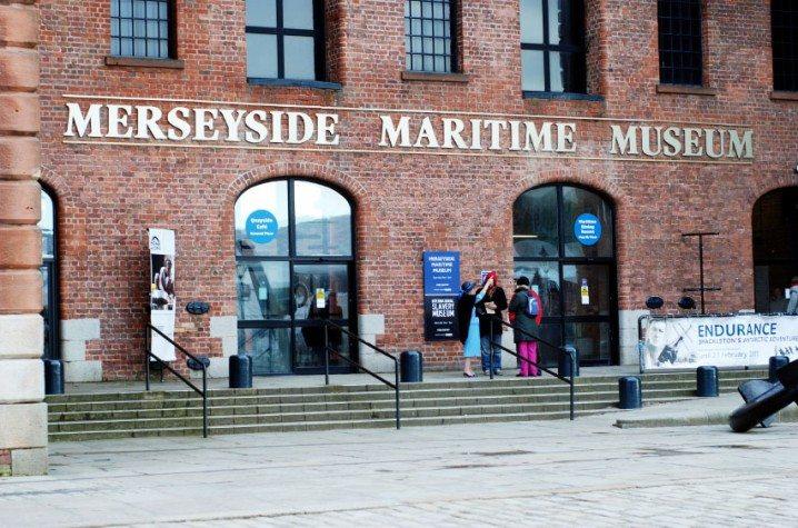 Merseyside's Maritime History Museum
