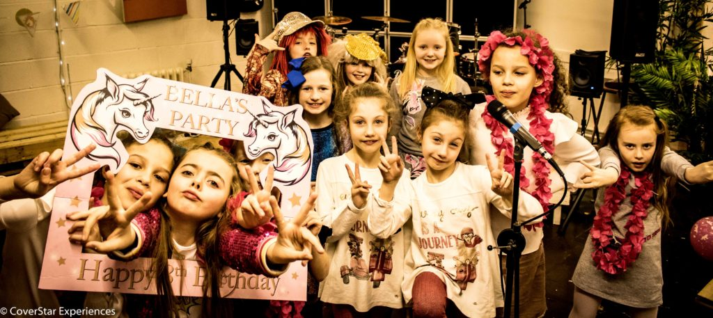 children recording studio experience in Liverpool 1