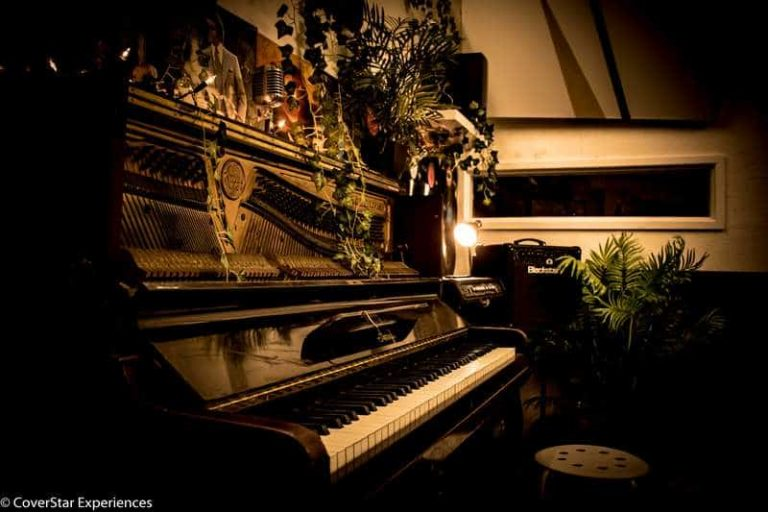 piano at coverstar experiences
